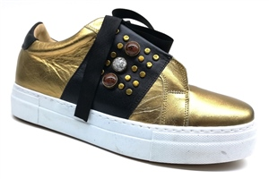 King Paolo L30402 SNEAKER CASUAL-BRONZ